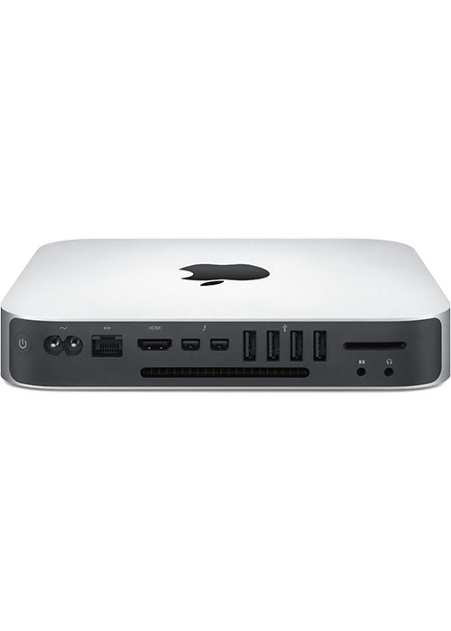 Apple Mac Mini 2014 1024Gb Silver MGEQ2