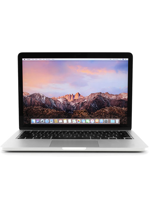 MacBook Pro 13 2015 256GB Silver MF840 БУ (310 циклов)