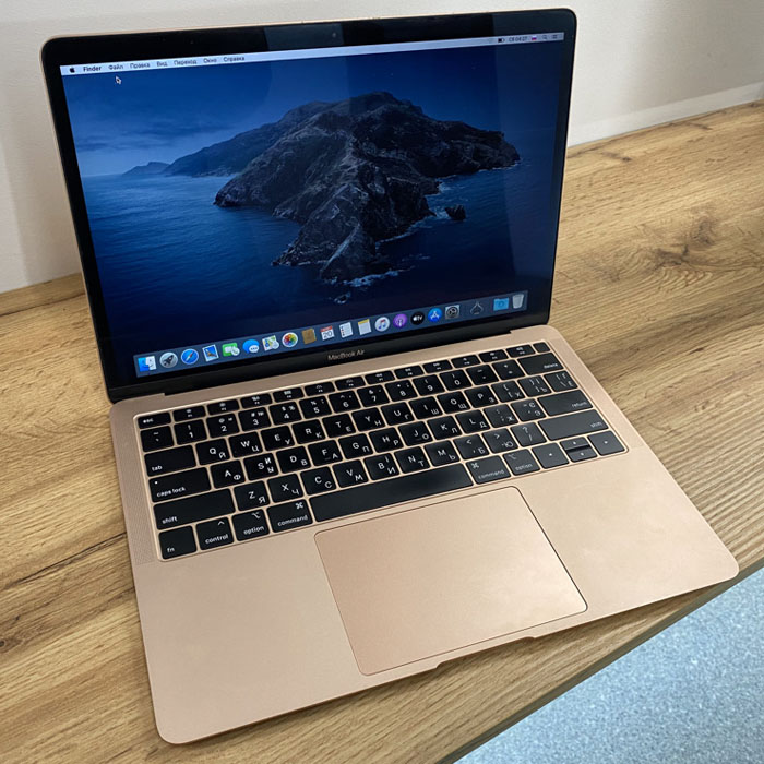 MacBook Air 13 2018 256Gb Gold MREF2 БУ