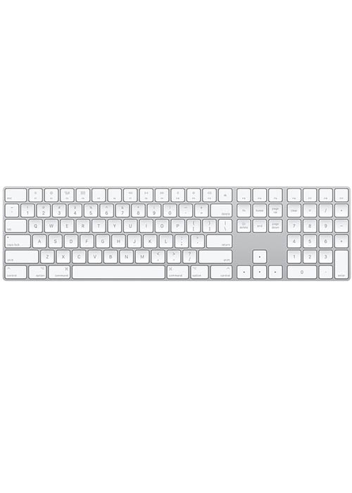 Apple Magic Keyboard with Numeric Keypad MQ052