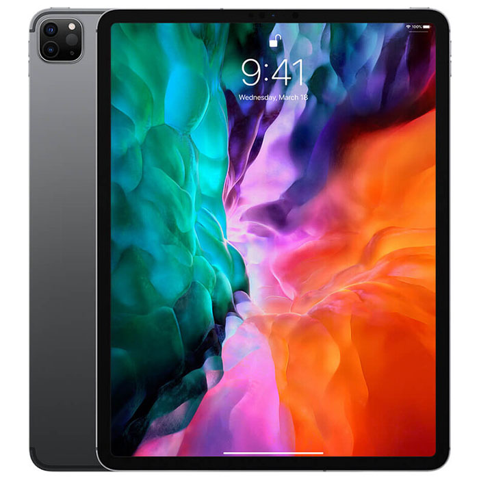 "Apple iPad Pro 12.9"" 2020 Wi-Fi + LTE"